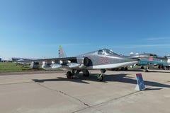 Sukhoi Su-25 Stock Image