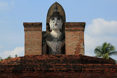 Sukhotai废墟老城市国家 库存图片