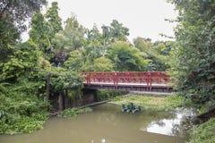 Sukhotai kanal royaltyfri fotografi