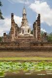 sukhothai泰国 库存照片