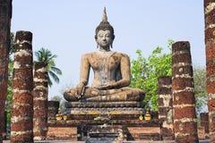 sukhothai Будды Стоковые Фото