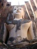 sukhothai статуи Будды Стоковые Фото