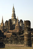 sukhothai 免版税图库摄影