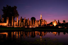 Sukhothai Royalty Free Stock Image