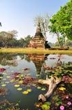 Sukhothai Photo libre de droits