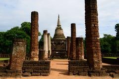 Sukhothai Arkivfoton