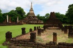 Sukhothai Royaltyfri Foto