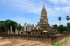 Sukhothai Royaltyfria Foton