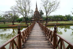 Sukhothai Royalty Free Stock Photo