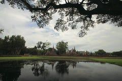 Sukhothai Image libre de droits