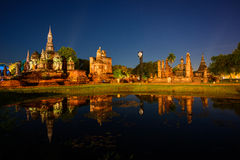 Sukhothai Zdjęcia Royalty Free