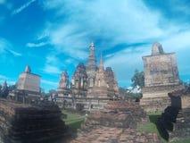 Sukhothai fotografia stock