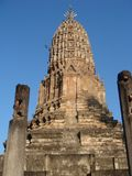 sukhothai antique de ruines Photographie stock