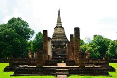 Sukhothai Buddha Royalty Free Stock Photos
