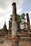 Sukhothai de mahathat de Wat Image stock