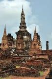 Sukhothai de mahathat de Wat Photo libre de droits