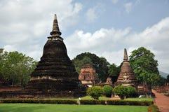 Sukhothai del mahathat di Wat Fotografie Stock