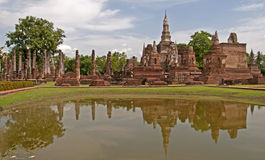 Sukhothai (felicidade de aumentação) Foto de Stock