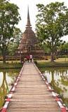 Sukhothai (felicidade de aumentação) Fotos de Stock Royalty Free