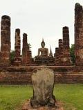Sukhothai Historic Park. Royalty Free Stock Photos