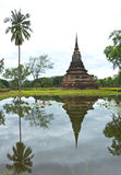 Sukhothai historical park Stock Images