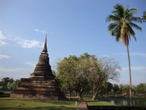 Sukhothai Historical Park Stock Photos