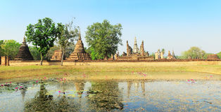 Sukhothai Historical Park Royalty Free Stock Photos