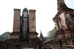 The Sukhothai Historical Park Royalty Free Stock Images