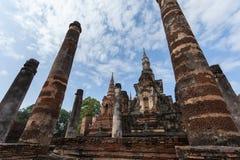 Sukhothai historical park Stock Photos