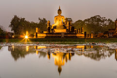 Sukhothai historical park Royalty Free Stock Images