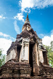 Sukhothai historical park, the old town of Thailand Stock Photos
