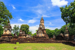 Sukhothai historical park Stock Images