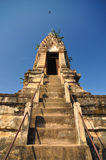 Sukhothai historical park, the old town of Thailand in 800 year Stock Image
