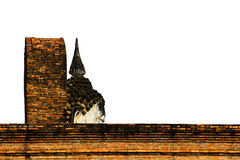 Sukhothai historical park. At Sukhothai province in Thailand Stock Photography