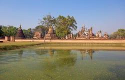 Sukhothai Historical Park, Sukhothai, Old City, World Heritage Site, UNESCO, Thailand. stock photos