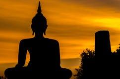 Sukhothai historical park at Sukhothai province in Thailand Stock Photos