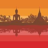 Sukhothai Historical Park, Sukhothai Province, Thailand Stock Images