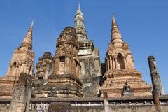 Sukhothai historical park, Sukhothai, Thailand Royalty Free Stock Image