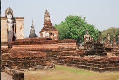Sukhothai Historical Park in Thailand Royalty Free Stock Photo