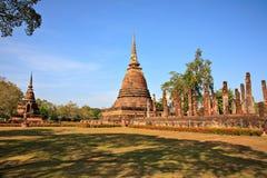Sukhothai Historical Park, of Thailand Royalty Free Stock Photo