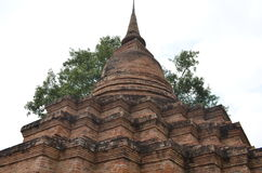 Sukhothai Historical Park,thailand. Historic Town of Sukhothai and Associated Historic Towns,World Heritage Site by UNESCO Stock Image
