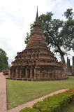 Sukhothai Historical Park,thailand. Historic Town of Sukhothai and Associated Historic Towns,World Heritage Site by UNESCO Royalty Free Stock Images