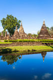 Sukhothai Historical Park Royalty Free Stock Photo