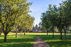 Sukhothai Historical Park Royalty Free Stock Images