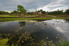 Sukhothai Historical Park Royalty Free Stock Photos