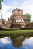 Sukhothai. Historical Park Wat Si Chum Royalty Free Stock Image