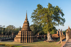 Sukhothai Historical Park, World heritage site in Thailand Royalty Free Stock Image