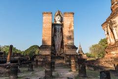 Sukhothai Historical Park, World heritage site in Thailand Royalty Free Stock Photo
