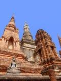 Sukhothai historisch nationaal park Stock Foto's