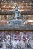 Sukhothai historischer Park Stockfotos